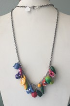 Mexican Charm Necklace